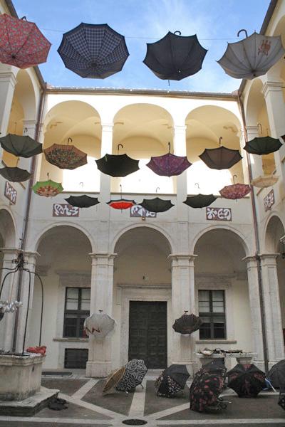 umbrellart di luciano ghersi