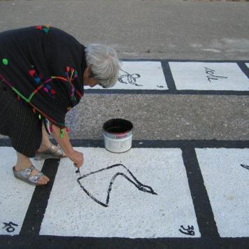 IMG_0055zialoladipinge il gioco dell'ocasul piazzale di barigaduUlassai